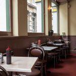 Harpers Cafe, near London Bridge