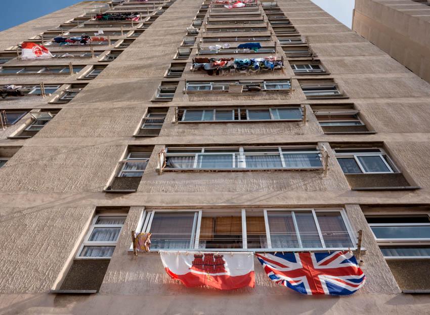 Referendum House, Gibraltar.