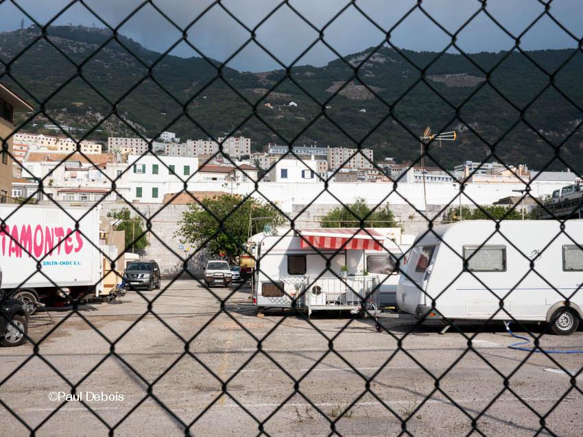 Fun fair, Gibraltar