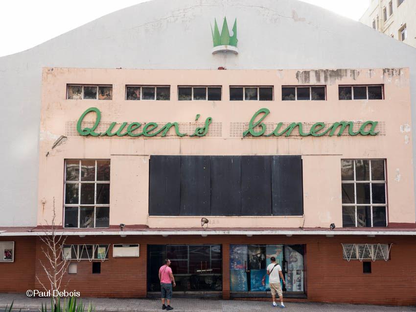 Queen's Cinema, Gibraltar