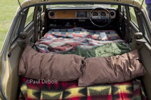 Austin Maxi 1750, Festival of the Unexceptional 2014, Whittlebury Park