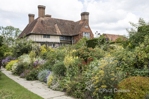 Great Dixter, The Long Border, Great Dixter