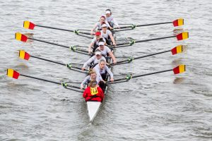 Quintin Head Race from Chiswick Bridge, Tideway Scullers
