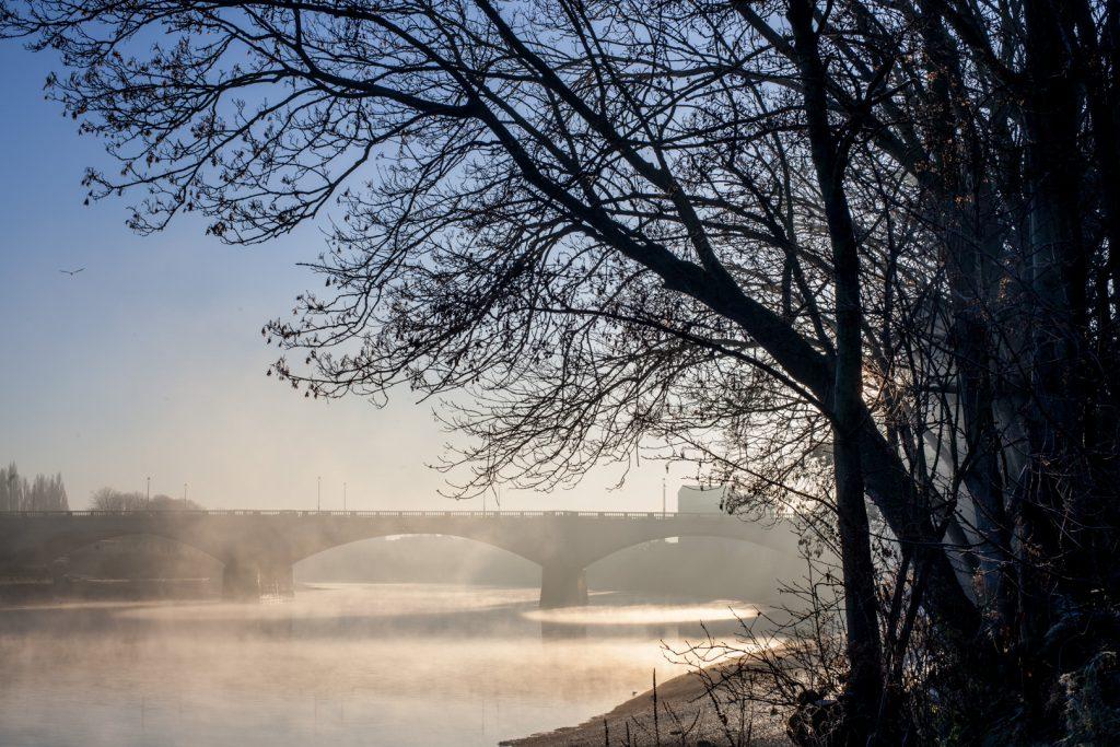 Chiswick Bridge, 29.12.16