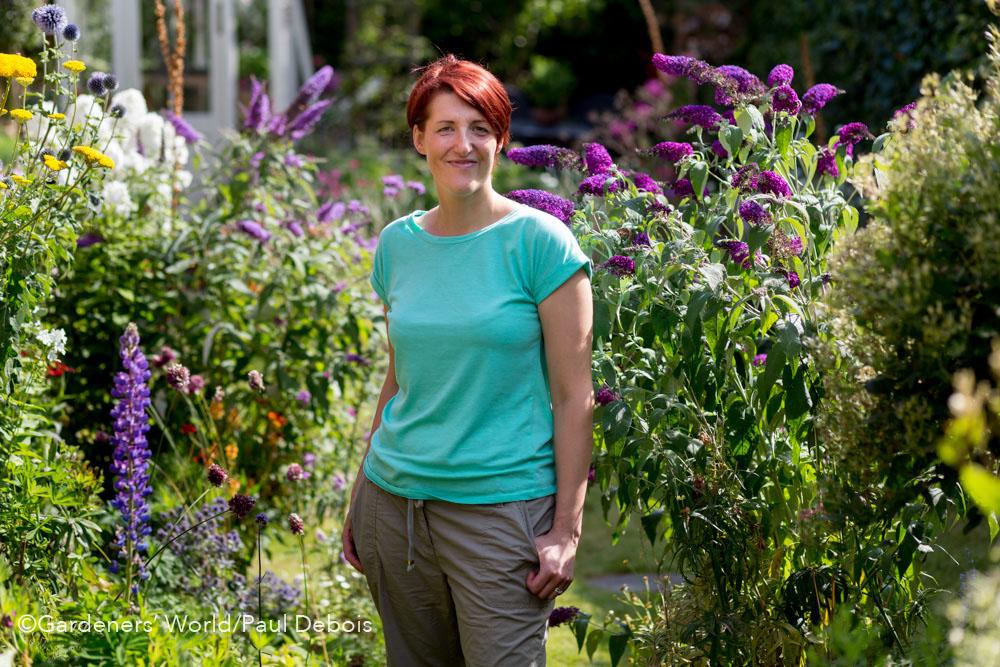 Joanne Palmer, wildlife garden, Oswestry, Shropshire