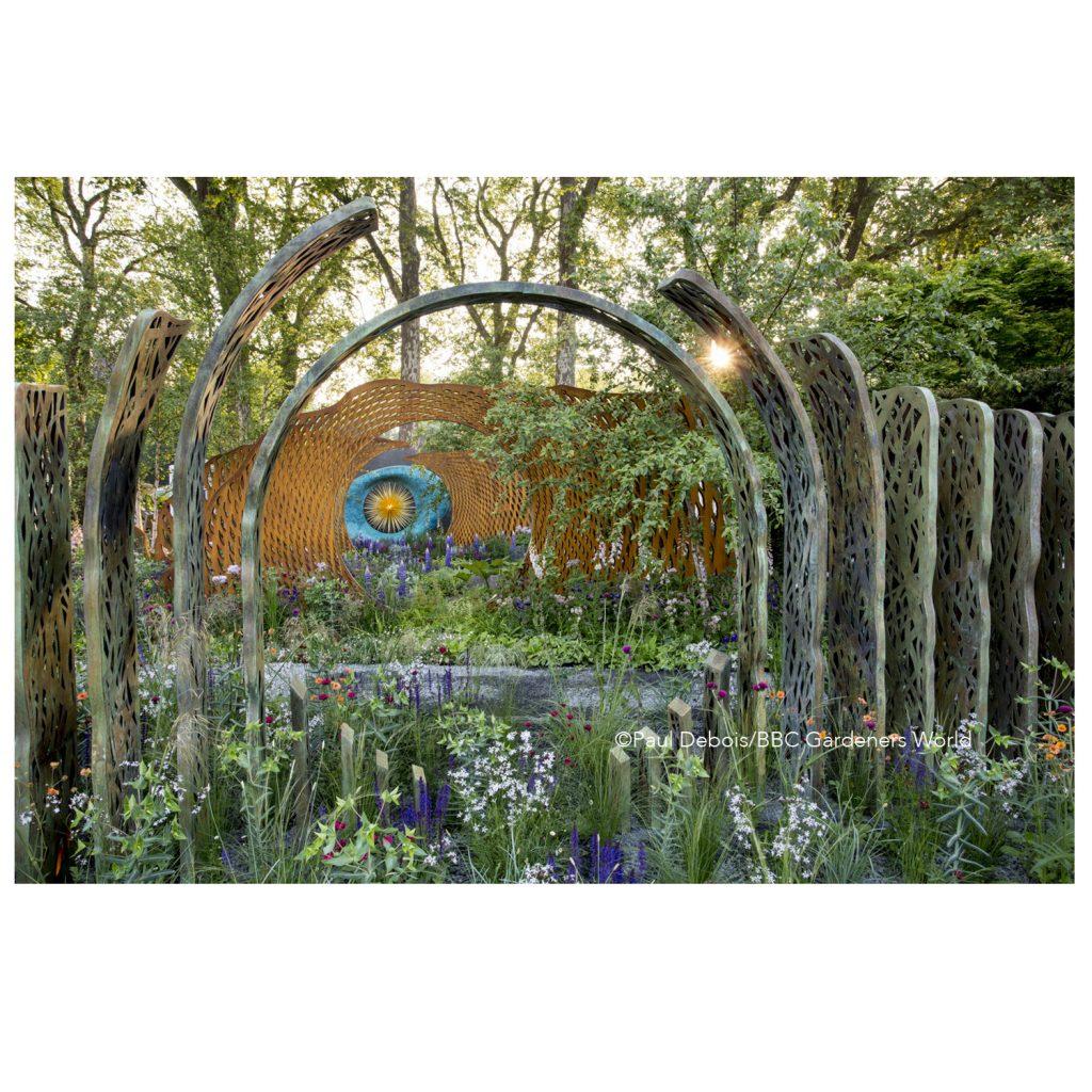 The David Harber and Savills Garden