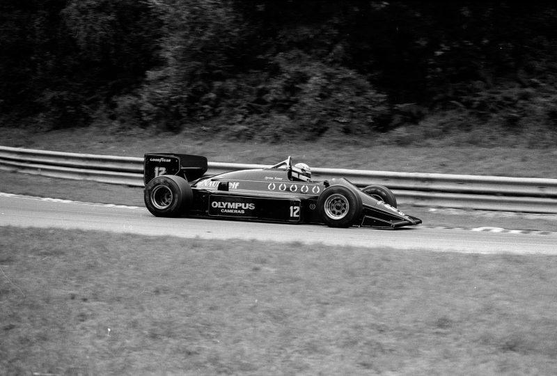 Ayrton Senna, European Grand Prix, 1985