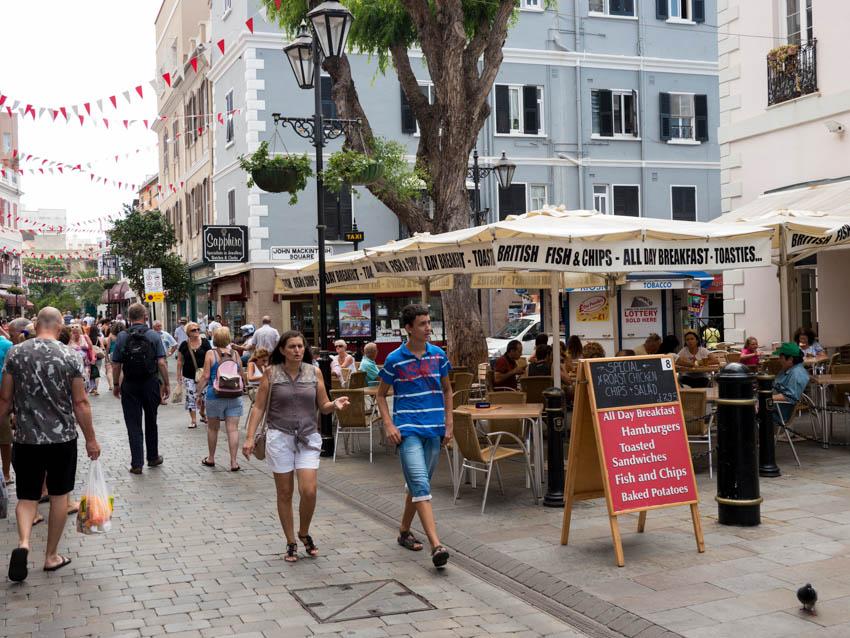 John Mackintosh Square, Gibraltar