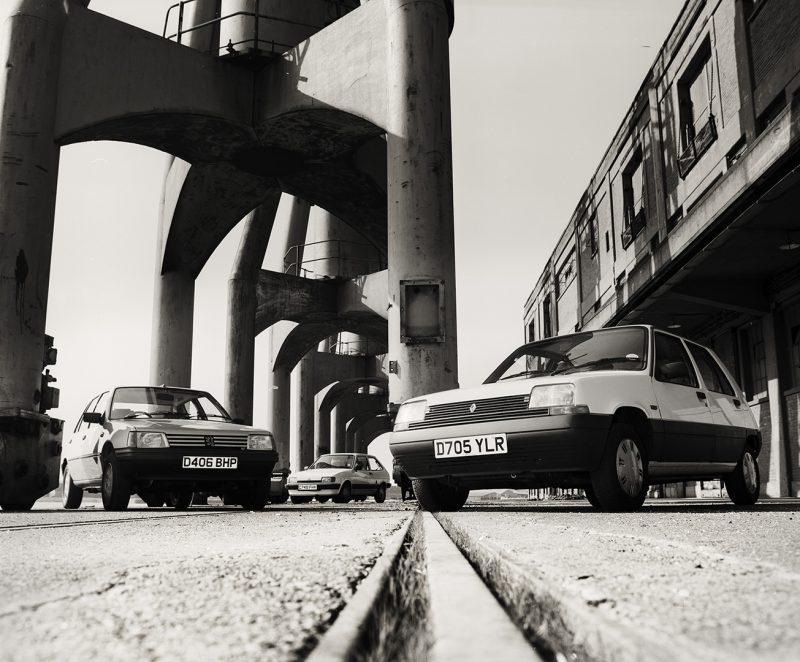 Diesel Hatchback test, Docklands