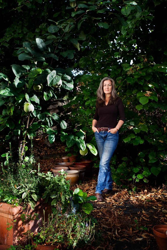 Polly Higgins, environmental lawyer and barrister