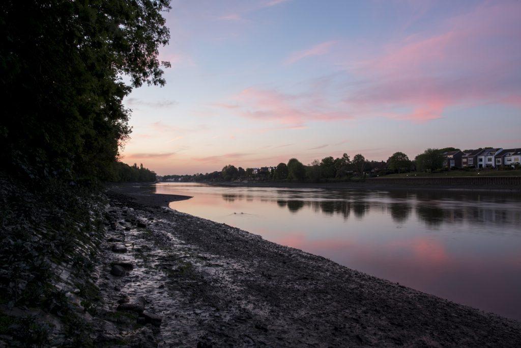 River Thames at Mortlake