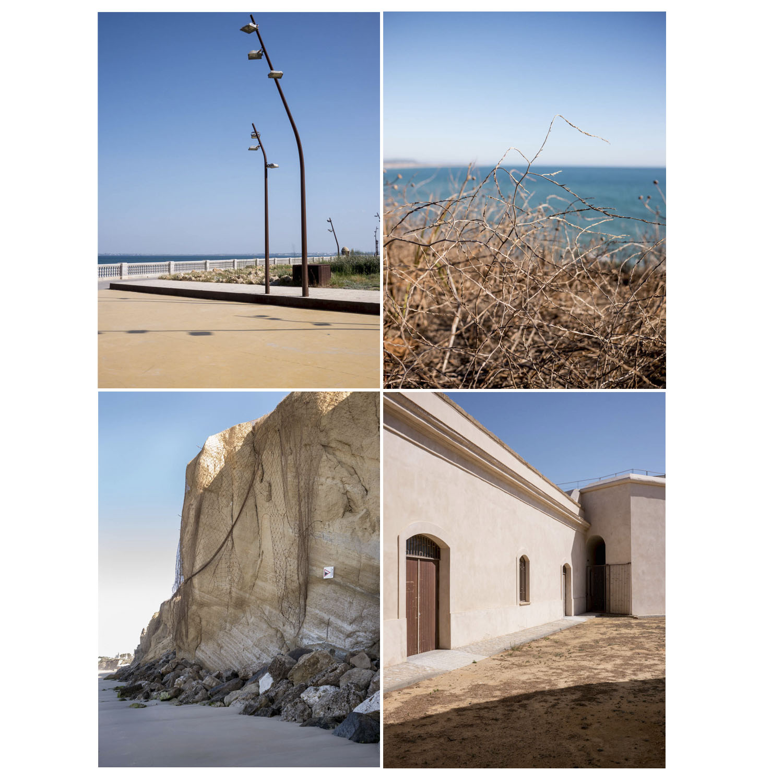 L to R: Cádiz, Conil de la Frontera, Cádiz